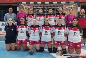 Α1 χαντ μπολ γυναικών. Εθνικός Κοζάνης- Βέροια 2017 24-33