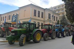 Κατεβαίνουν στους δρόμους της Βέροιας, την Τετάρτη, οι Αγρότες για deminimis και αποζημιώσεις