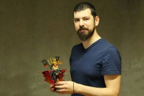 Δημήτρης Σταμάτης: Ένας Έλληνας στη… LEGO