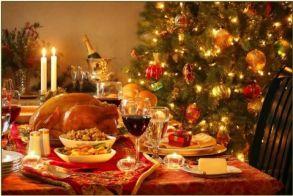 ΕΦΕΤ: Όλα όσα πρέπει να προσέξετε για το Χριστουγεννιάτικο τραπέζι