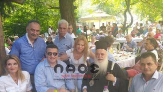 Με γλέντι στην Αγ. Τριάδα γιόρτασε τα γενέθλια του ο συνδυασμός του Απ.Τζιτζικώστα
