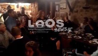 Γαλάνη, Νέγκα και Τσαλιγοπούλου σε βραδιά γλεντιού και παράδοσης στην Κάβα Δαλαμάρα