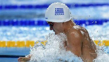 Πέμπτος ο βεροιώτης Σάββας Θώμογλου με πανελλήνιο ρεκόρ  στα 200μ πρόσθιο