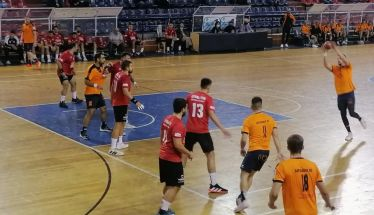 Handball Premier. Στον εξ' αναβολής αγώνα Δράμα 86' - Ζαφειράκης Νάουσας 28-21 .
