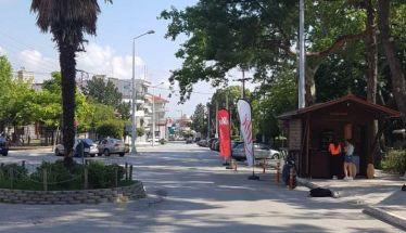 Νάουσα:  Προχωρά την Δευτέρα στον αποκλεισμό  της οδού Μεγάλου Αλεξάνδρου στο πλαίσιο εργασιών που ξεκινούν για την ανάπλασή της