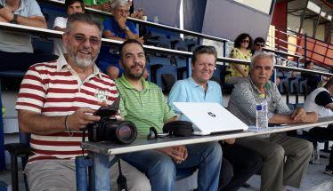 Στον πρώτο αγώνα στο Δημοτικό Στάδιο η Βέροια κέρδισε 4-1 την Καλλιθέα Καστοριάς