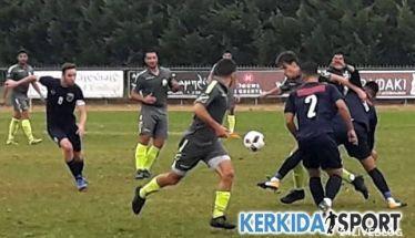 Γ' Εθνική. Ισοπαλία 1-1 της Βέροιας στην Αριδαία με τον Αλμωπό.