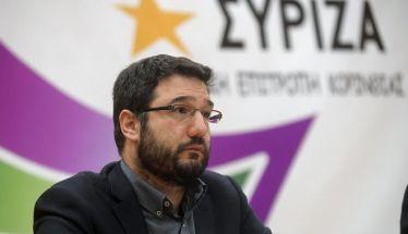 """Νάσος Ηλιόπουλος: """"Ευθύνες Χρυσοχοΐδη για τη διαφυγή δύο καταδικασμένων νεοναζί"""""""