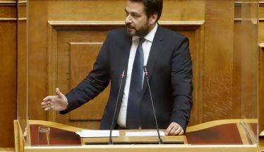 Κοινοβουλευτική Παρέμβαση του Τάσου Μπαρτζώκα για τη στήριξη των αυτοκινητιστών ΤΑΞΙ