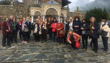 Ημερήσια εκδρομή στο Ρούπελ για τον Όμιλο προστασίας παιδιού Βέροιας