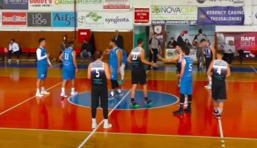 Γ' Εθνική μπάσκετ Πρεμιέρα με νίκη για τους Αετούς Βέροιας 81-64 τους Γαλάζιους.