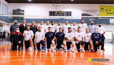 Volley League  Ο Μίλων πανηγύρισε την πρώτη νίκη στη Βέροια 0-3 σετ τον Φίλιππο