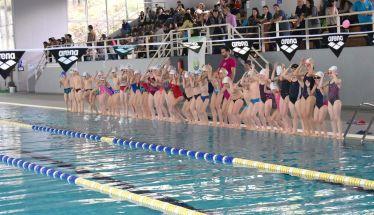 Ολοκληρώθηκε η η «Γιορτή των Κ.Α.Ν.ονιών»  της Κολυμβητικής Ακαδημίας «ΝΑΟΥΣΑ»