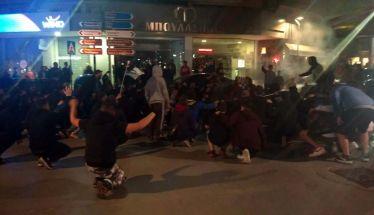Βίντεο και φώτο πανηγυρισμών παοκτσηδων στο κέντρο της Βέροιας!!!