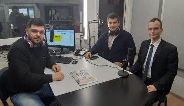 Ο δικηγόρος και υποψήφιος δημοτικός σύμβουλος  Κ. Τροχόπουλος στα ΛΑΙΚΑ & ΑΙΡΕΤΙΚΑ