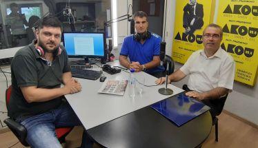 Λαϊκά και Αιρετικά (5/9): Ο επικεφαλής της παράταξης «Συνδημότες» ζωντανά στο στούντιο, «έφυγε» ο Διογένης Ρούσος