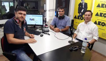 «Λαϊκά και Αιρετικά» (11/9): Ο Δήμαρχος Νάουσας Νικόλας Καρανικόλας ζωντανά στον ΑΚΟΥ 99,6 σε μια εφ' όλης της ύλης συνέντευξη