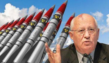Γκορμπατσόφ: «Όλες οι χώρες πρέπει να δηλώσουν ότι τα πυρηνικά όπλα πρέπει να καταστραφούν»