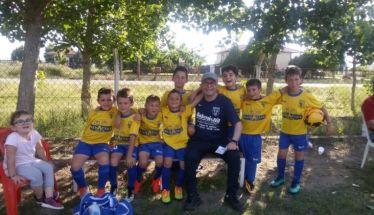 Δυναμική η παρουσία της Σχολής Ποδοσφαίρου Α.Ε.Π. Βέροιας – «Στέφανος Γαϊτάνος» το Σαββατοκύριακο 2-3 Ιουνίου