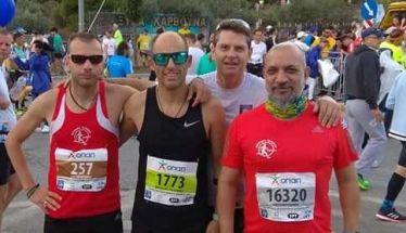 Αποτελέσματα του Συλλόγου δρομέων Βέροιας από τον Αυθεντικό Μαραθώνιο της Αθήνας