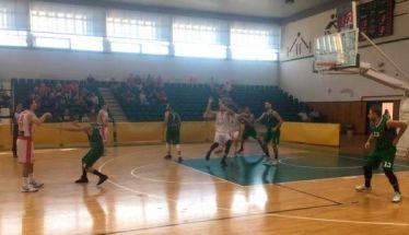 Κύπελλο Μπάσκετ Νίκη του Φιλιππου 60-72 στον Μακεδονικό .