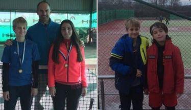 Τρίτη θέση για αθλητές του Ομίλου Αντισφαίρισης Αλέξανδρος