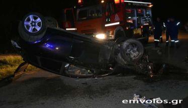 Θανατηφόρο ατύχημα στο δρόμο Λουτρού - Επισκοπής