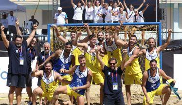 Με τέσσερις ομάδες στα ΕURO Beach Handball 2021 η Ελλάδα!