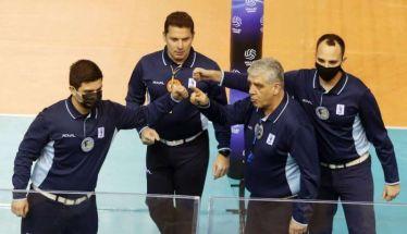 Το πρόγραμμα, οι διαιτητές και η T.V. της 14ης αγωνιστικής στη Volley League 2020-21
