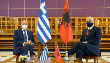 Συμφωνία Ελλάδας – Αλβανίας για οριοθέτηση θαλασσίων ζωνών μέσω Χάγης