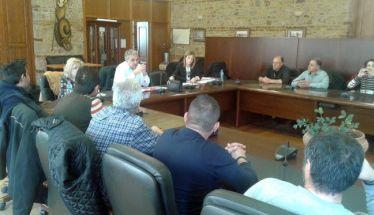 Τα προβλήματα των  Ιατρείων τέθηκαν από τους Προέδρους  των τοπικών κοινοτήτων στη συνεδρίαση της πρωτοβάθμιας φροντίδας υγείας  Ημαθίας
