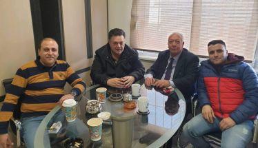 Συνάντηση του υποψήφιου Δήμαρχου Βέροιας Απ. Εμμανουηλίδη με μέλη του Επιμελητηρίου