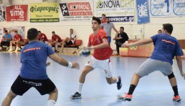 Φιλική νίκη του Φιλίππου επί του Ζαφειράκη με 33-21