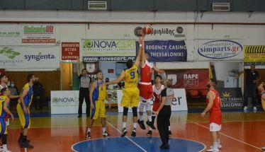 Α2 μπάσκετ .Φίλιππος Βέροιας – Ψυχικό (50-69)