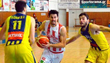 Μπάσκετ Β' Εθνικής .Φίλιππος-Ίκαροι Σερρών 65-53 (6η συνεχόμενη νίκη )