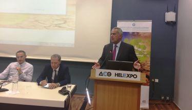 Μ. Βορίδης: «Πρωταγωνιστικός ο ρόλος διεπαγγελματικών και συνεταιρισμών στην ανάπτυξη του πρωτογενούς τομέα»