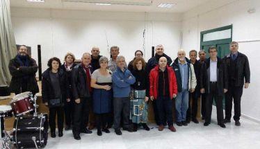 Στο Μουσικό Σχολείο Βέροιας - Συνάντηση των εκπροσώπων των Συλλόγων Γονέων και Κηδεμόνων εννέα Μουσικών Σχολείων