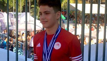Δυο Πανελλήνια ρεκόρ ο Γιώργος Φύκατας  στο Grand Prix 25αρας πισίνας.