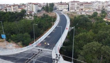 Μια γέφυρα στη μνήμη  των δωρητών της
