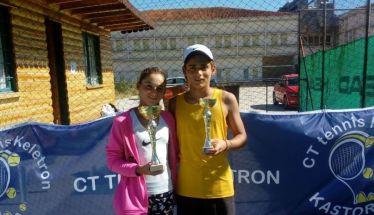 «Οικογενειακή υπόθεση» για Μιχάλη και Κάτια Πατσίκα τα κύπελλα στο τουρνουά της Καστοριάς
