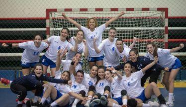 Χαντ μπολ Μεγάλη νίκη της Εθνικής γυναικών 28-21 το Ισραήλ !!