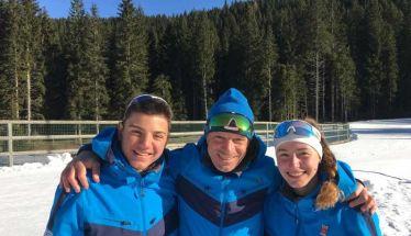 Στελλίνα Γιαννακοβίτη και Γιώργος Αναστασιάδης στους Ολυμπιακούς Αγώνες Νέων στη Λωζάνη!