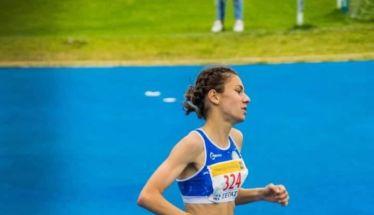 Στο  Βαλκανικό Πρωτάθλημα στίβου Εφήνων/Νεανίδων  η Ελένη Ιωαννίδου