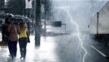 Που θα χτυπήσει τις επόμενες ώρες ο «Αντίνοος» - Έκτακτο δελτίο επιδείνωσης του καιρού από την Περιφέρεια Κεντρικής Μακεδονίας