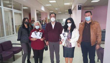 Δράσεις πρόληψης καρκίνου του μαστού από το Δήμο Βέροιας