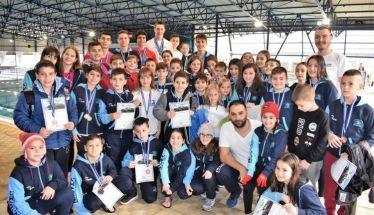 Σαββατοκύριακο γεμάτο δράση για τους αθλητές της Κολυμβητικής Ακαδημίας Νάουσας