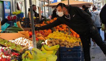 Ρυθμίσεις λειτουργίας των Λαϊκών και Υπαίθριων Αγορών του Δήμου Βέροιας - Από σήμερα έως και την  Δευτέρα  09-08-2021