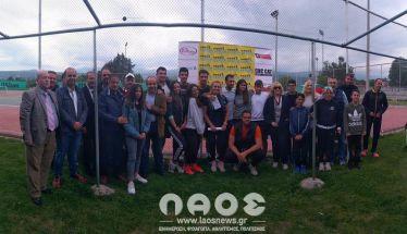 Τεράστια επιτυχία το τουρνουά τένις «ΛΑΟΣ VEROIA OPEN» (Φωτό - Βίντεο)