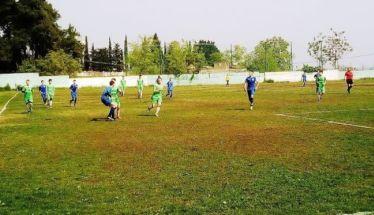 Παιδικό Πρωτάθλημα ΕΠΣ Ημαθίας: Αγροτικός Αστέρας - Αστέρας Αλεξάνδρειας 7-0