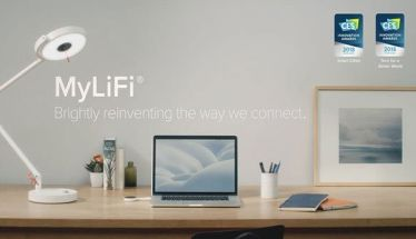 MyLiFi: Μια πρωτοποριακή λάμπα LED που εκπέμπει…Internet [Video]
